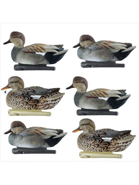 Комплект полноразмерных чучел серой утки, Avian-X TOPFLIGHT Gadwall