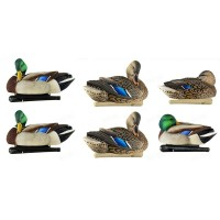 Чучела кряквы Avian-X Topflight Mallard Decoys - Preeners-Sleeper, 6 штук