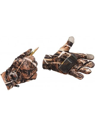 Перчатки охотничьи DecoyPro (для сенсорных экранов)