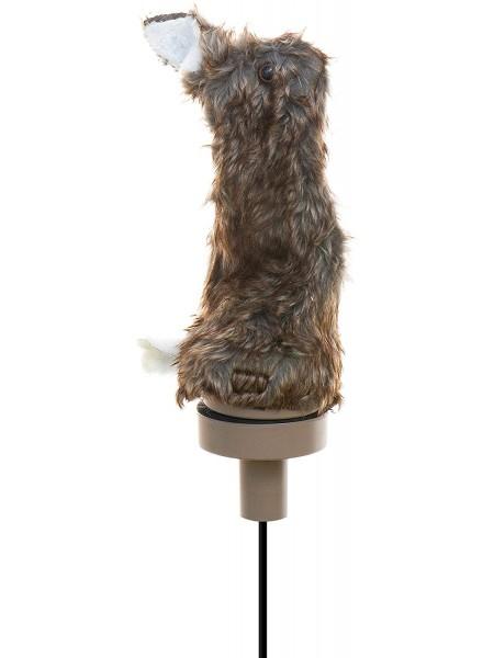 """Активная электро-механическая приманка на хищника Lucky Duck - Quiver Critter (""""раненый заяц"""")"""