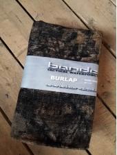 Укрытие для охотника - тент мешковины окраски EXTRA AVERY Burlap - 12'