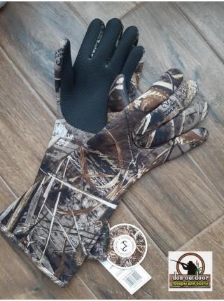 Перчатки неопреновые Tanglefree Gauntlet Gloves, Max-5