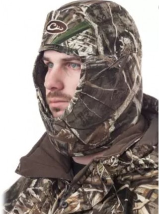 Шапка Drake Shelter Hat, Realtree Max-5