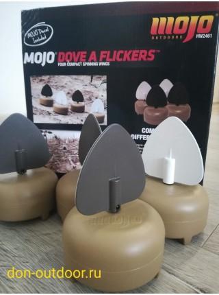 Механическая приманка на голубя Mojo Dove A Flicker