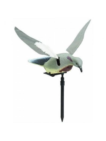 Чучело голубя электромеханическое RAPID FLYER DOVE с машущими крыльями