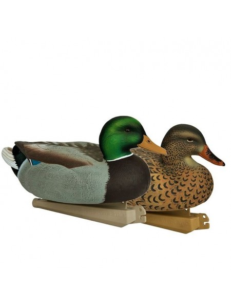 Чучела кряквы Greenhead Gear Essential Series Mallard, 12  штук