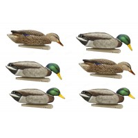 Чучела кряквы  Avian-X Topflight Mallard Decoyss - Back Water,  6 штук