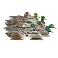 Чучела кряквы GreenHead Gear Pro-Grade Mallards/Harvester Pack, 12 штук