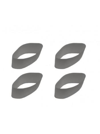 Мембраны серые для манков на марала, изюбря, оленя E.L.K Inc.POWER BUGLE, 4 шт.