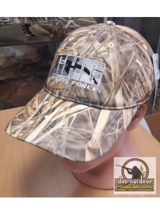 Кепка Avery Outdoors GHG  Ground Force Piquet Stretch-Fit Cap  - KW-1