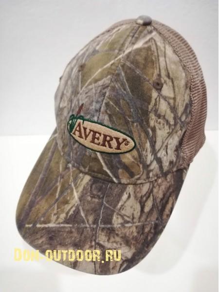 Кепка Avery хлопок/сетка, Buck Brush