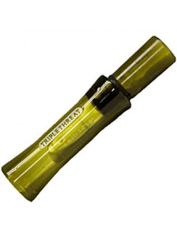 Манок на утку Duck Commander Triple Threat Duck Call