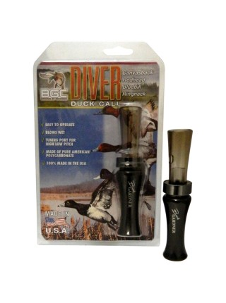 Манок на нырковых уток Buck Gardner Diver