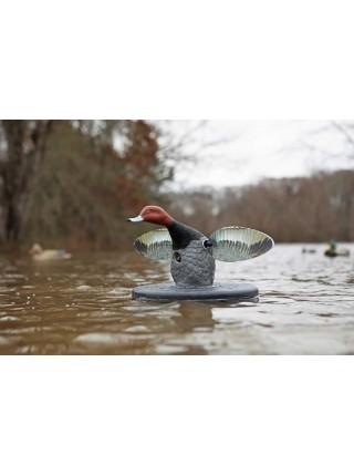 Механическое чучело-поплавок Красноголового нырка Mojo Elite Series™ - Floater Redhead с пультом