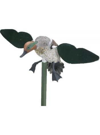 Чучело чирка с вращающими крыльями Mojo