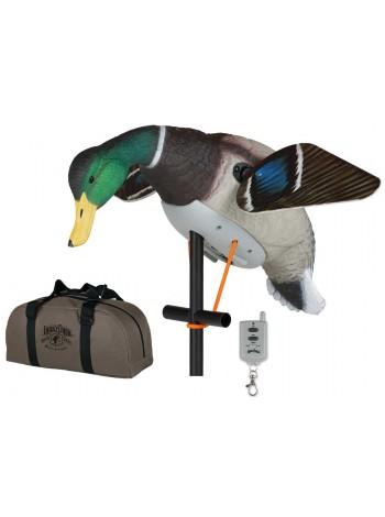 Чучело кряквы электромеханическое (СЕЛЕЗЕНЬ) Lucky Duck Waterproof HDi