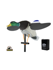 Чучело кряквы электромеханическое (СЕЛЕЗЕНЬ) Lucky Duck Junior II с АКБ