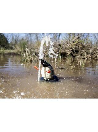 Механическое чучело кормящейся утки Mojo Flyway Feeder