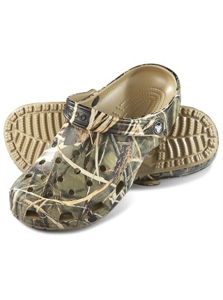 Сабо Crocs Realtree Max-4 HD® (камыш)