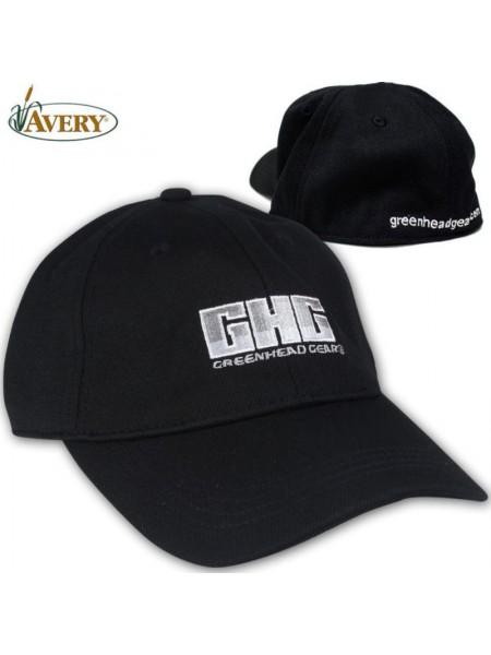 Кепка GHG черная