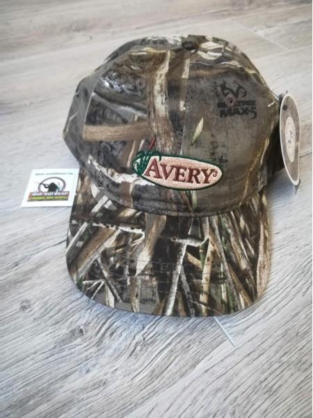 Кепка Avery MAX-5