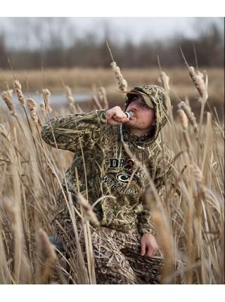 Толстовка Drake Waterfowl, размер XXL, Mossy Oak Shadow Grass Blades