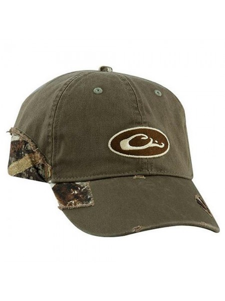 Кепка Drake Mossy oak shadow grass blades