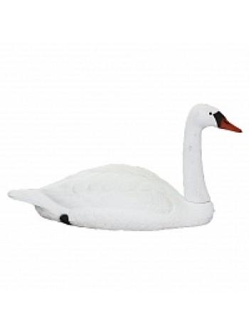 Чучело Лебедя белого, вода-поле. Активный.